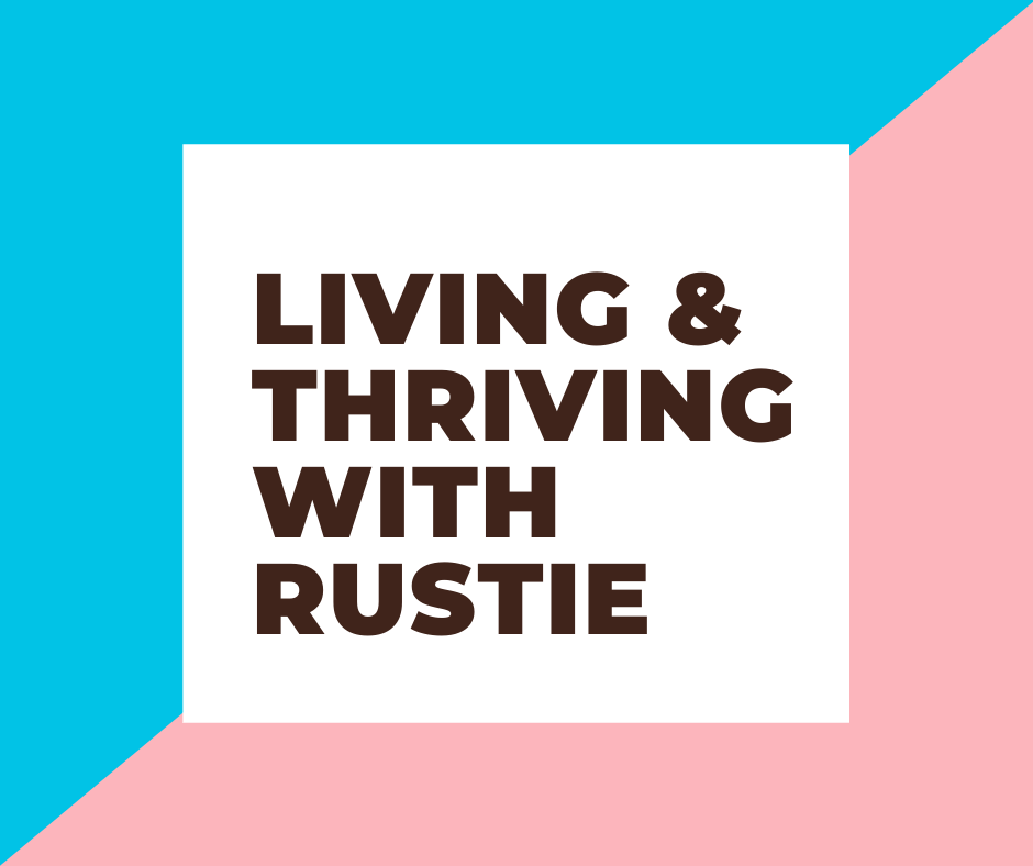 Dr. Ivy Ge's interview on Living and Thriving with Rustie