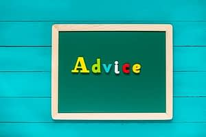 If You Want to Give Good Advice, Stop and Listen -The Art of Good Enough