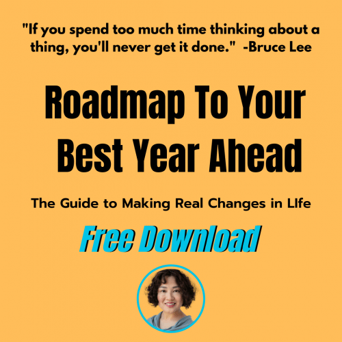 Free Download - Roadmap to Your Best Year Ahead