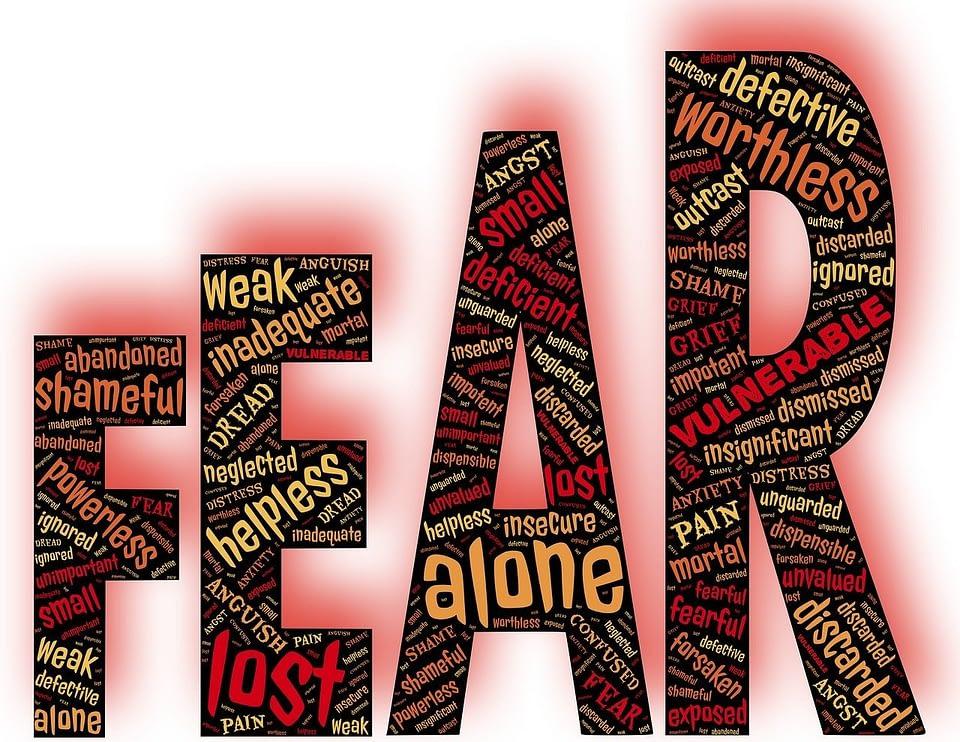 overcome fear for success