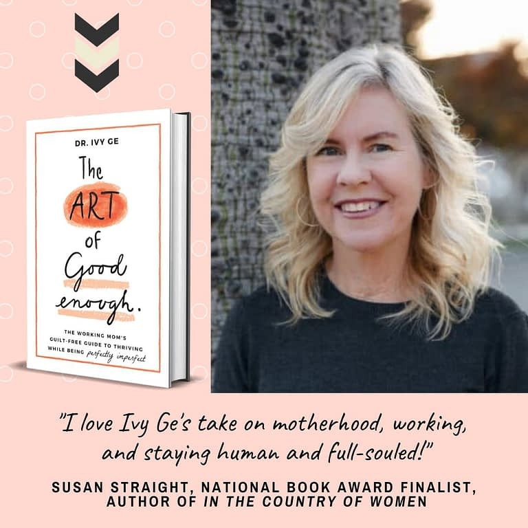 Advance praise for The Art of Good Enough by National Book Award Finalist Susan Straight