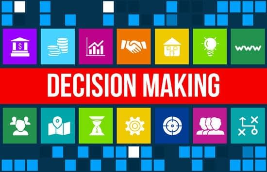 decision making flowchart